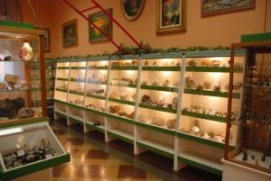 Museo dei minerali e dei fossili