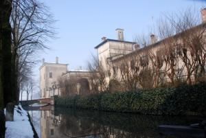 Villa Suardi in Frazione Ludriano