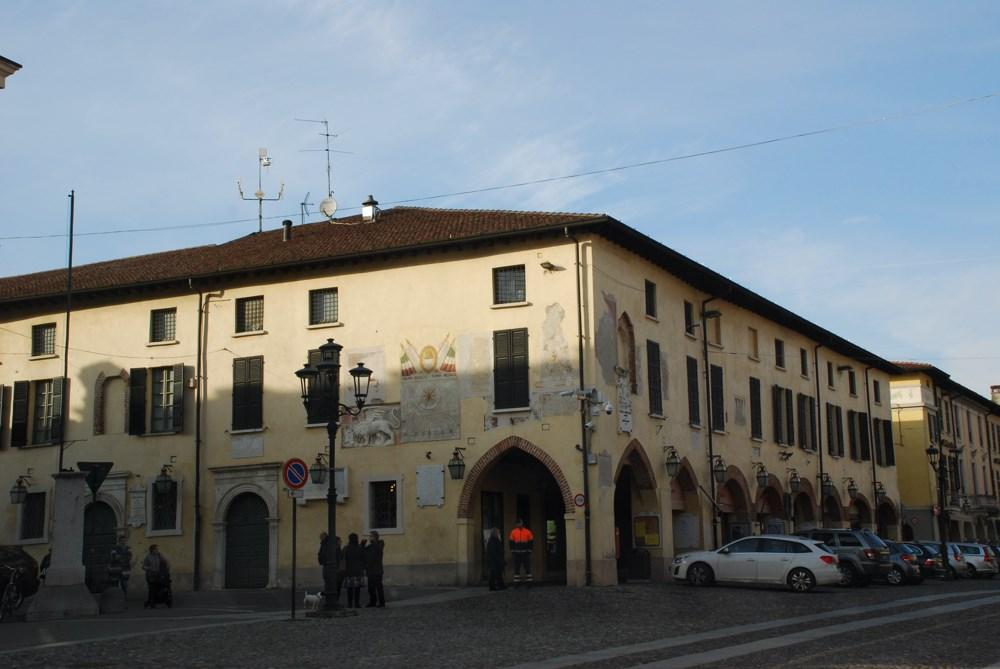 Comune di Orzinuovi – Palazzo del Podesta'