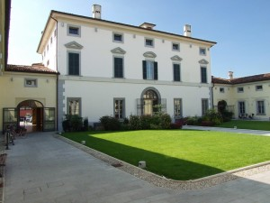 Town hall of Rudiano – Palazzo Fenaroli