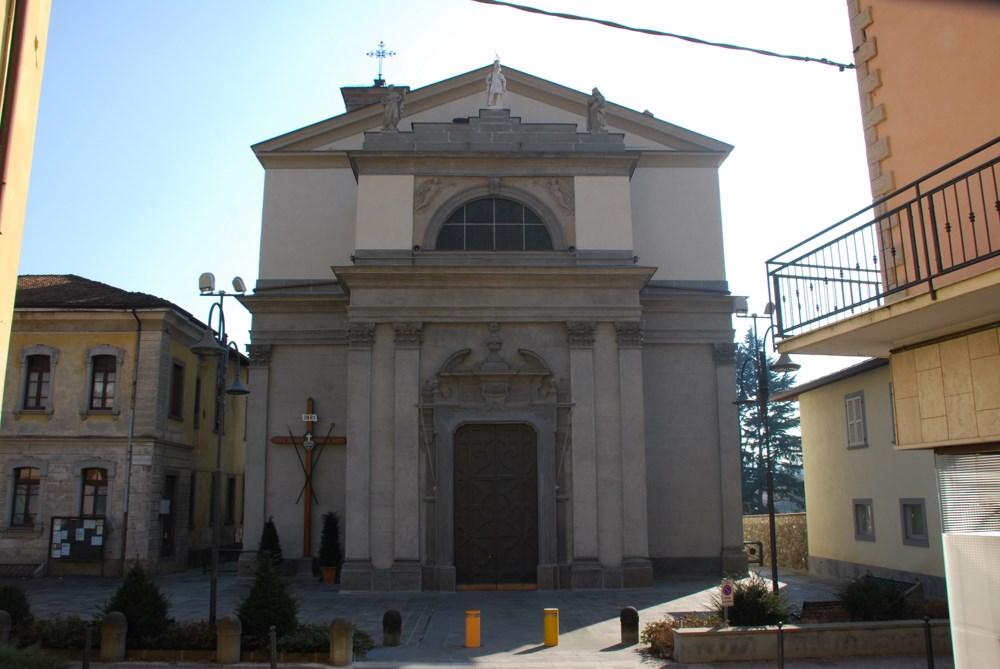 Chiesa di Sant'Alessandro ad Agros